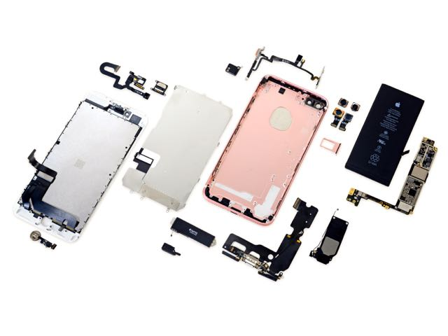 iPhone 7 reparation