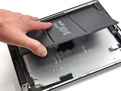 iPad reparationer